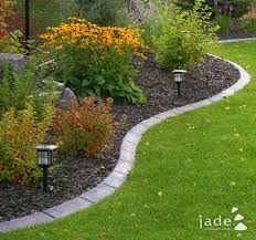 Image result for garden edging ideas