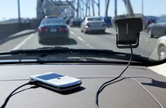 Plane, train, or automobile. Keep that phone charged. Green product!