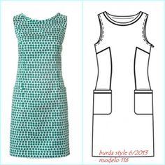 cosinas de conchi: RUMS 32/15: vestido floreado