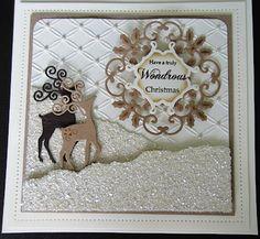 PartiCraft (Participate In Craft): Wondrous Christmas