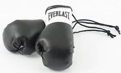 #Everlast #black mini #boxing gloves for autograph hunters,  View more on the LINK: 	http://www.zeppy.io/product/gb/2/370944771793/