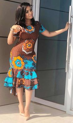 How to Look Classy Like Serwaa Amihere - 30+ Outfits in 2021 African Dresses For Kids, Latest African Fashion Dresses, African Dresses For Women, African Print Fashion, African Attire, Ankara Fashion, Dress Fashion, Africa Fashion, African Prints