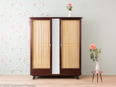 1000 images about mid century interior on pinterest mid century teak and mid century modern for Schlafzimmerschrank vintage