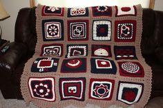 Ravelry: HaveNoDoutt's Linda Davies Retirement Blanket