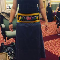 Beaded belt (beadwork by Jaime Koebel & leather work by Laura Leonard). Leather Working, Beadwork, Belt, Artist, Fashion, Belts, Moda, Waist Belts, Fashion Styles