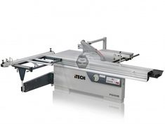 iTECH PS400 Panel Saw Woodworking Machinery, Woodworking Shop, Sliding Table Saw, Panel Saw, Rip Cut, Simple Machines, Solid Wood, The Unit, Ideas