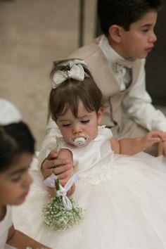 Daminhas. Casamento Clássico | Mônica e Victor