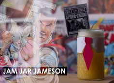 A cocktail to @marvel at. Relax with The Jam Jar Jameson is made with Jack Daniel's Tennessee Whiskey Disaronno apricot jam and egg white. This web slinger cocktail will get you hyped for news of the new Spider-Man game at this years E3 Expo.  Available from the 10th till 20th June  #altgaminglounge #nottingham #eatdrinkplay #eastmidlands #retrogaming #videogames #eastmidlands #derby #notts #twitchtv #retro #gaminglounge #gamingbar #neon #steelseries #LED #RGB #pcgaming #gamingbar…