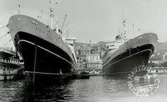 Andrea Doria and Christophoro Colombo