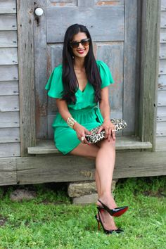 "Sophia Reyes llc ""Ava"" Emerald green 100% silk dress. 30% off with discount code LoveZahra  http://www.sophiareyes.com/"