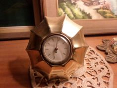 Collectible Clock Umbrela by StrangeAttachments on Etsy Clock, Unique Jewelry, Handmade Gifts, Etsy, Vintage, Collection, Watch, Kid Craft Gifts, Craft Gifts