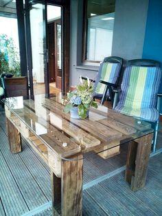 Wooden Pallet Furniture, Home Decor Furniture, Wood Pallets, Furniture Ideas, Unique Home Decor, Home Decor Items, Diy Home Decor, Diy Pallet Projects, Pallet Ideas