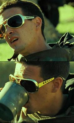 Generation Kill!- Ray: Word to the mutherfuckin' street yo! I did not set my face on fire! I was the fucking victim, and you know it!