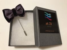 A personal favorite from my Etsy shop https://www.etsy.com/listing/501854836/bow-tie-lapel-pin-boutonniere-bow-tie