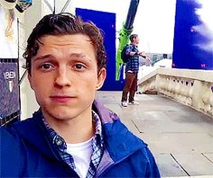 — tomhollandcouk: And for the record… I do all my...