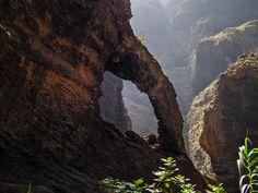 Teneriffa - Der Elefantenrüssel in der Masca-Schlucht - http://treat-of-freedom.de/teneriffa-tipps-ausfluege/