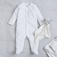 Elephant star baby gift set the white company spring 17 elephant star baby gift set the white company see more star trim velour sleepsuit the white company negle Images