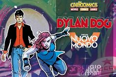 Dylan Dog e Orfani @Cartoomics - http://www.afnews.info/wordpress/2016/03/13/bonelli-dylan-dog-e-orfani-a-cartoomics/