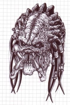 predator artwork | Wolf Predator by sanyaca on DeviantArt