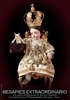 """""""A Vos te doy mi corazón, amado Niño Jesús, fuente de amor"""" (B. Lorenzo Salvi)"""