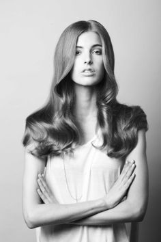 Touch, longhair, soft-wave, styling wand, smooth http://au.cloudninehair.com/
