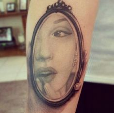 Great Marilyn tattoo!!