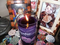 Diamond candles review by tiffany's trasures