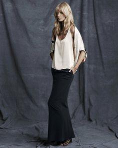 Shrug, Tank & Skirt by Piaimita via fashionologie #Loungewear #Piamita #fashionologie