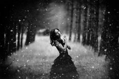 sweet photography: Black and White Portrait Photography by Esmahan Ozkan
