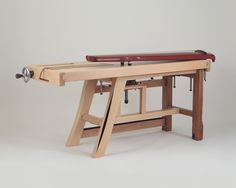 Woodworking Bench!