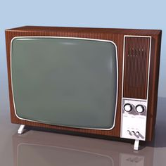 Tvs are a great historical object since it has shaped history so rapidly. If i can find it i think I have an old tv from the Vintage Television, Television Set, Tvs, Tv Retro, Vintage Tv, Vintage Items, Vintage Home Accessories, Retro Radios, Antique Radio