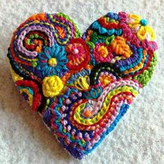 dense embroidery love this. and I don't even like hearts. -k