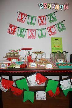 PARTTIS :: Una bonita y divertida fiesta mexicana :: A beautiful and funny mexican party