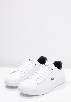8439ab45f Lacoste CARNABY EVO - Baskets basses - white 110.00E Shoes Sport