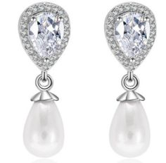 Earrings – Page 3 – Modern Jewelry Anklet Jewelry, Pendant Jewelry, Silver Jewelry, Silver Rings, Silver Bracelets, Bridal Necklace, Wedding Earrings, Wedding Jewelry Sets, Bridal Jewelry