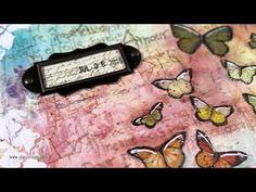 Art Journal Layout: Change By Vicky Papaioannou