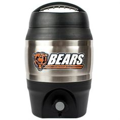1000+ images about Chicago Bears Fan Gear on Pinterest | Chicago ...