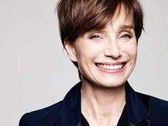 """How to make up mature eyes: some advice for all of us """"girls"""" of 50 years, for the beauty and charm of our eyes Real Beauty, Beauty Box, Beauty Makeup, Hair Makeup, Hair Beauty, Beauty Case, Makeup Over 50, Kristin Scott Thomas, Hair 2018"""