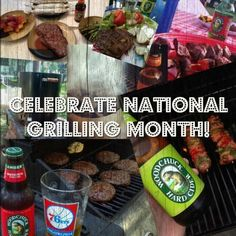 Celebrate National Grilling Month with Woodchuck® Hard Cider!