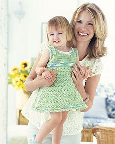 Ravelry: Sweet and Swingy Dress pattern by Ellen Gormley