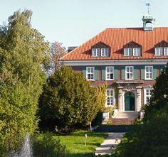 Stellshagen (Mecklenburg),  Biohotel im Grünen,  mit grosser Parkanlage