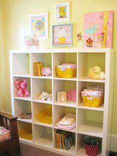 Love the shelf and pictures