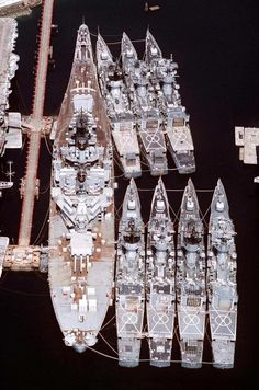 USS New Jersey BB-62 & Company! ~ BFD