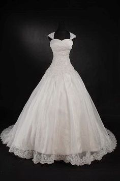 1980's wedding dresses