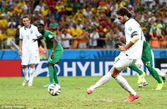 Brasil 2014: Greece v/s Ivory Coast Photos | Football Wallpapers