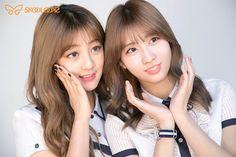 Jihyo and Momo Korean Group, Korean Girl Groups, Nayeon, Jihyo Twice, Jungkook Hot, Twice Sana, Dahyun, Hirai Momo, I Love Girls