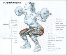 Exercício da semana: O Agachamentos  http://personalguto.blogspot.com.br/2014/06/exercicio-da-semana-agachamento.html