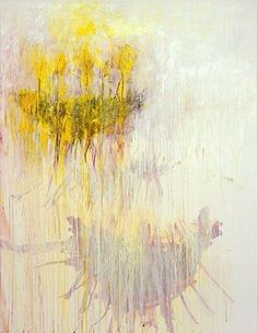 Cy Twombly, Coronation of Sesostris, 2000, Gagosian Gallery