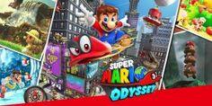 Super Mario Odyssey vendió 511625 unidades en los primeros tres días de su lanzamiento bate récords en ventas! - MultiAnime (Sátira) (Comunicado de prensa) (blog)