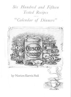The Rise and Fall of Crisco